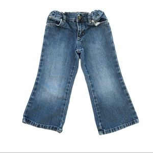 Girls Old Navy Boot Cut Jeans Size 3T